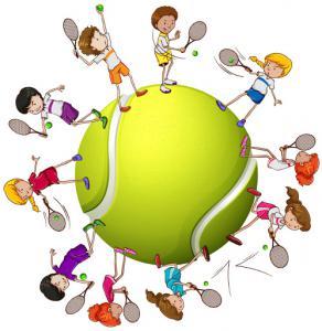 Tennistraining Kinder Saison 2020